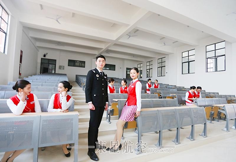 成都东星航空旅游专修学院图片