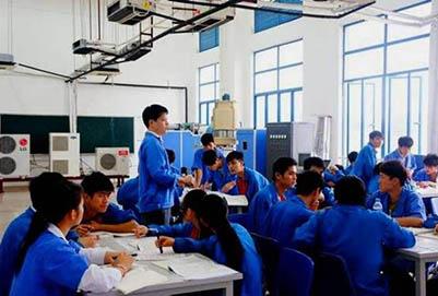 制冷与空调技术专业