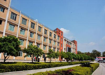 教学楼全貌