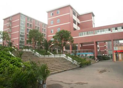 泸州市江阳职业高中