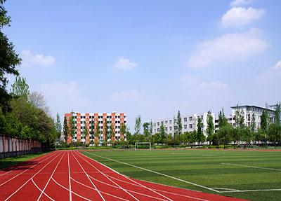 学校操场环境