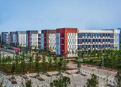德阳校区教学楼