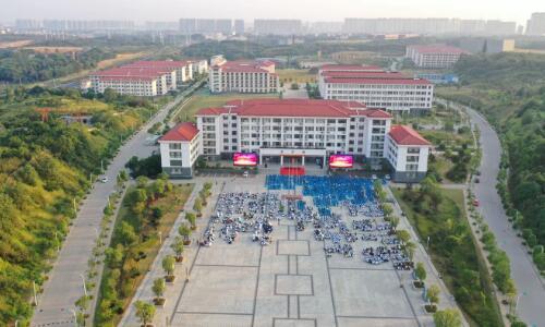 江西省商务学校2020年录取分数线