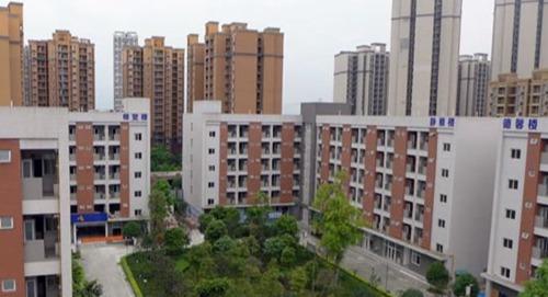 成都华商职业技术学校详细地址