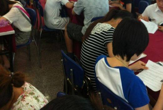 重庆阳光培训学校图片
