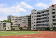 重庆市护士学校校园环境图片分享