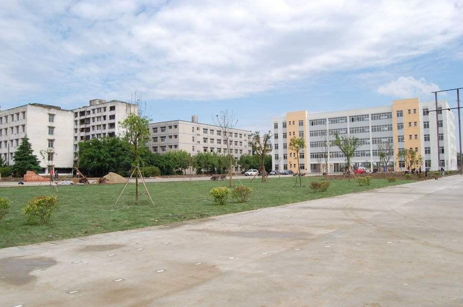 安县职业中专学校