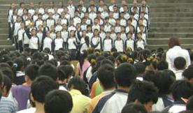 仪陇县高级职业中学图片