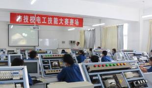 资中县水南高级职业中学图片